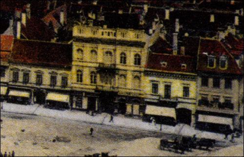 Piata Sfatului | Sirul Graului nr.9