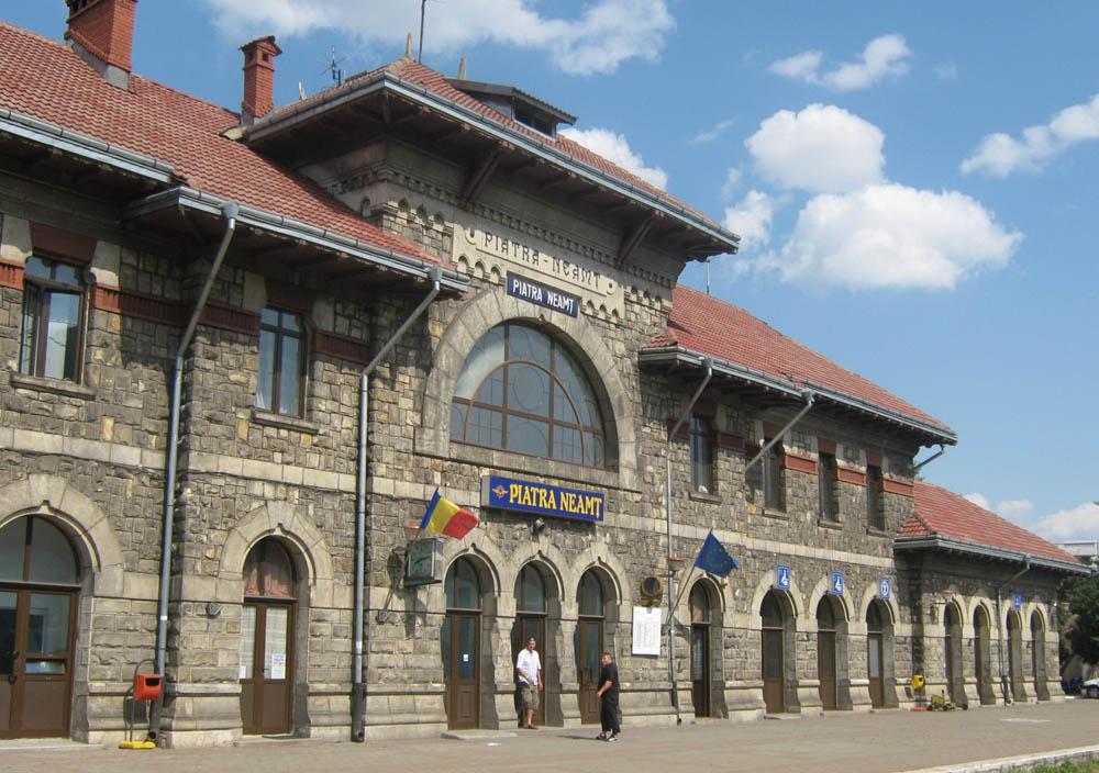 Piatra-Neamt | gara in 2009