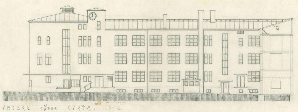 Beiersdorf & Co. / Nivea Brasov - arh. Albert Schuller (1933)