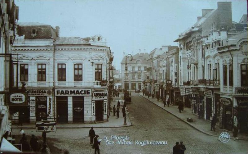 Ploiesti | str. Mihail Kogalniceanu