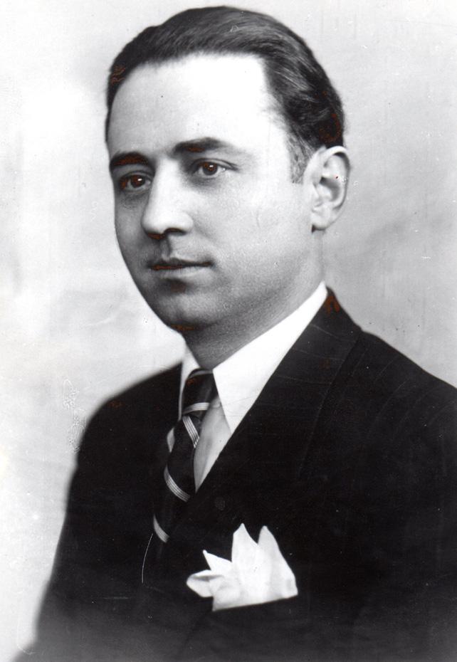 George Potra (1907-1990) [sursa imagine - Cutia cu vechituri a lu Potra]