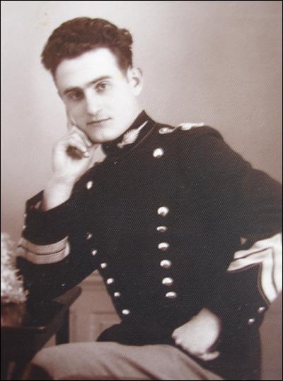 Nicolae Soaita | scoala artilerie