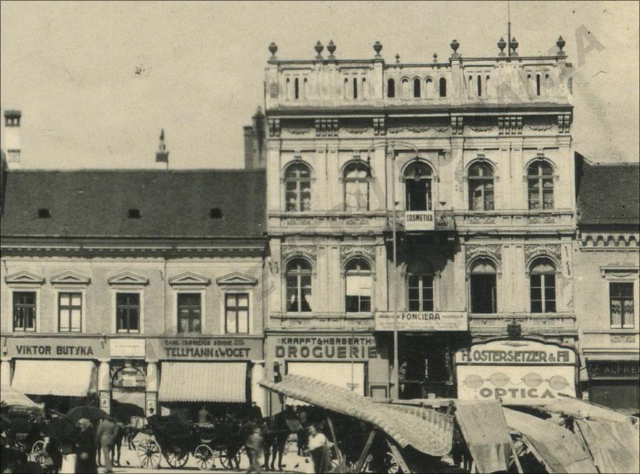 Pravalia Ostersetzer - vara | Sirul Graului nr. 9 | perioada interbelica