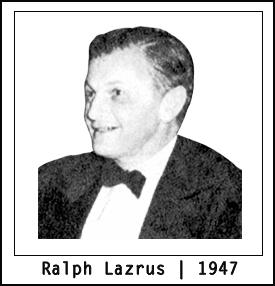 Ralph Lazrus | 1947