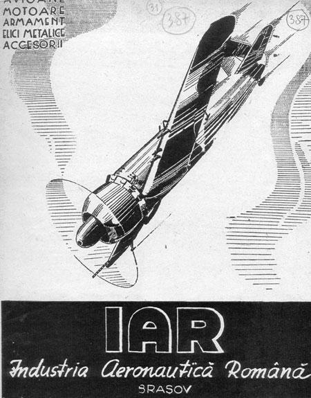 reclama I.A.R. Brasov | 1943
