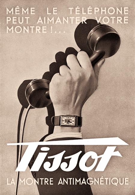 Arhivele Istorice Tissot | afis anii '930