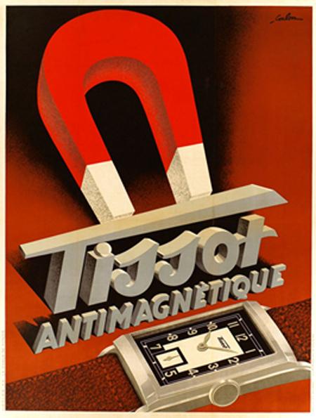 Arhivele Istorice Tissot | afis 1935
