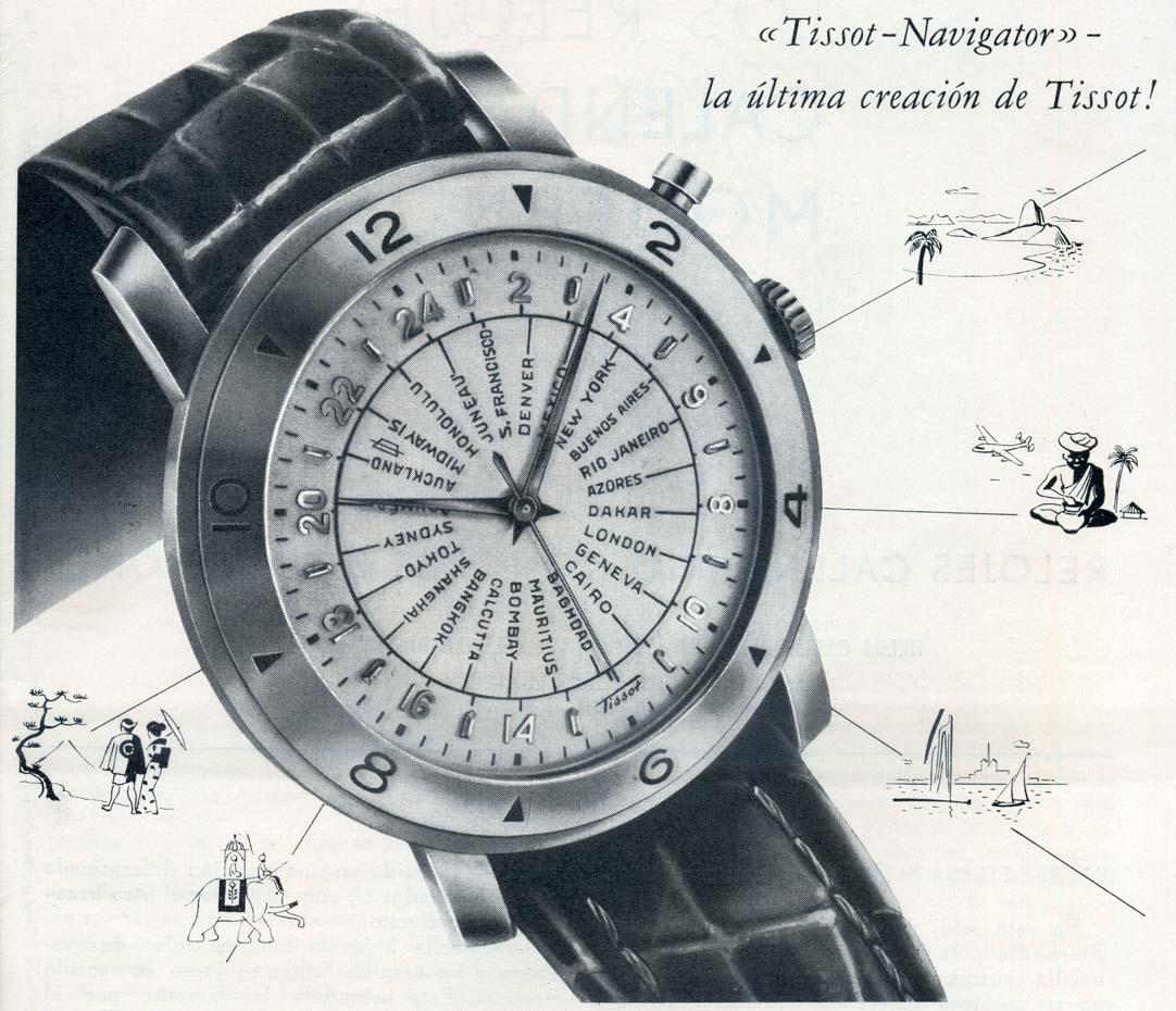 Journal Suisse D'Horlogerie | nr. 1-2 / februarie.1952