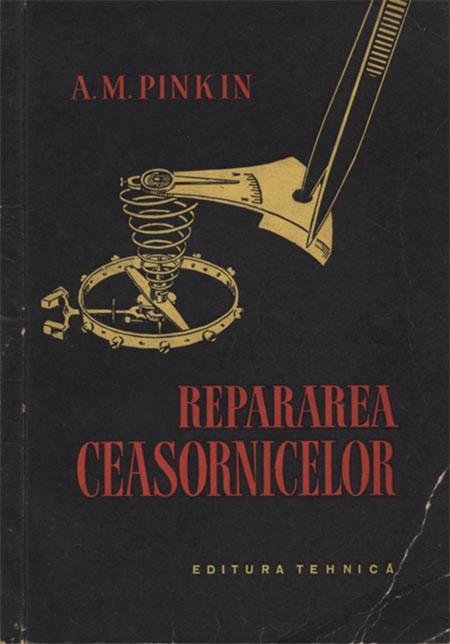 Repararea Ceasornicelor|cover