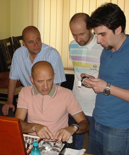 Romulus Lupascu | intalnirea TCR 2011