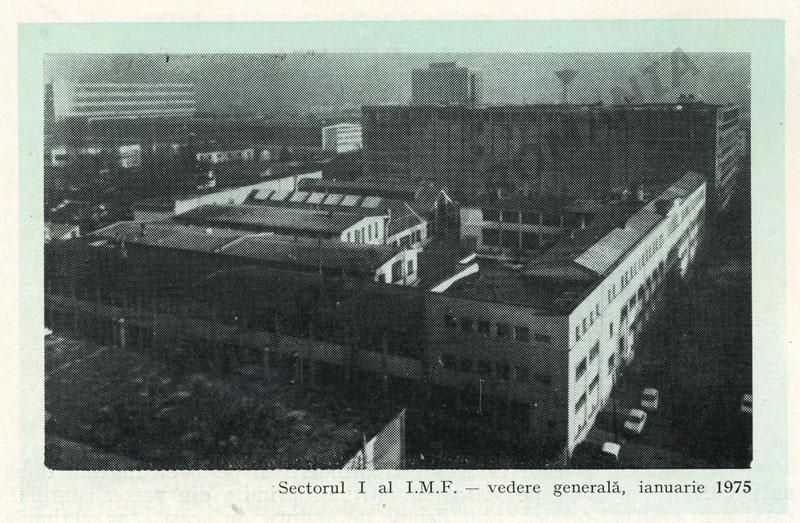 str. Popa Lazar nr.9-19 (sectorul I al societatii MF)
