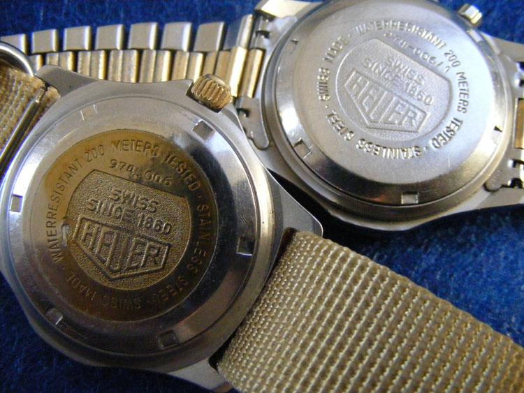 Heuer 2000 series