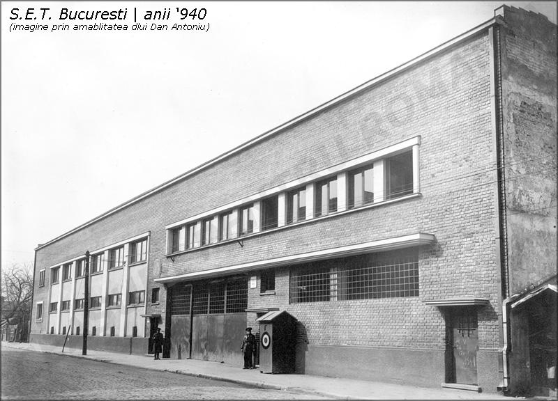 Fabrica SET - Bucuresti