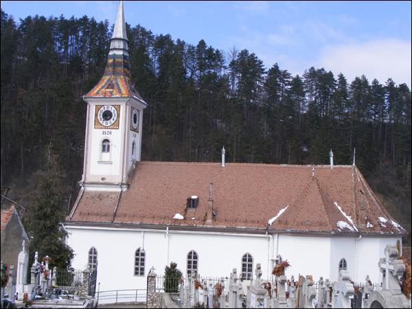 """Biserica """"Sf. Treime"""" - Scheii Brasovului"""