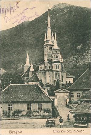 biserica Sf. Nicolae | 1928