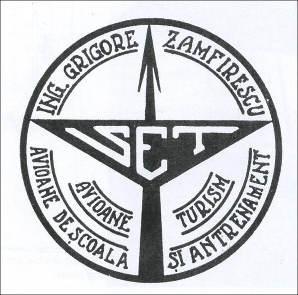 logo SET Bucuresti | '20-'30