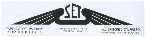 SET Bucuresti logo