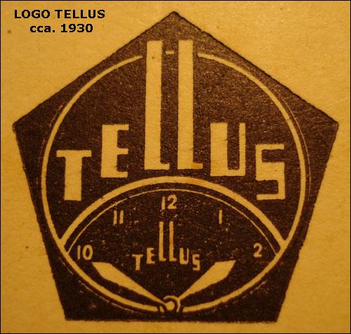 logo Tellus v2 | 1930