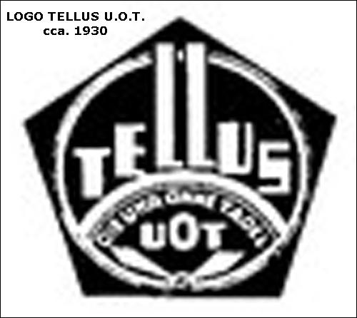 logo Tellus v1 | 1930