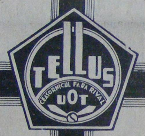 logo Tellus v3 | 1930