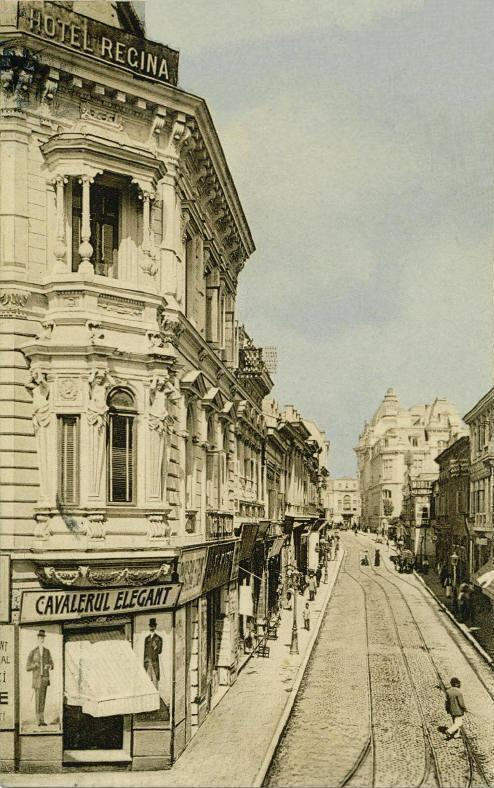 strada Carol | 1910