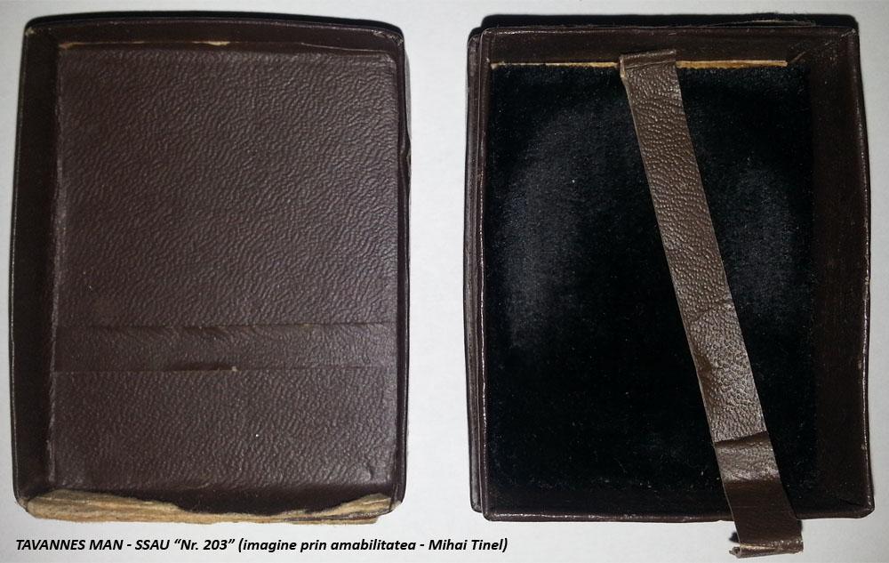 Tavannes MAN - SSAU nr. 203 | cutie probabila (prin amabilitatea Mihai Tinel)