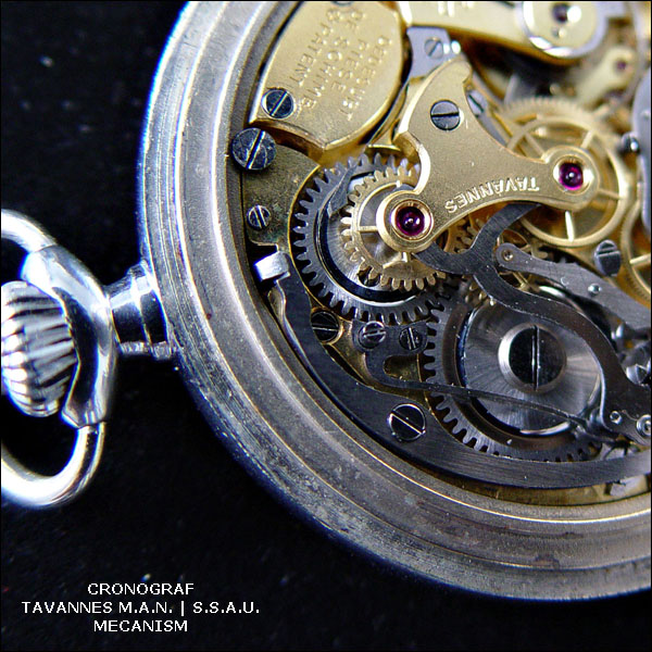 Tavannes MAN | movement