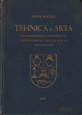 Tehnica si Arta - cover