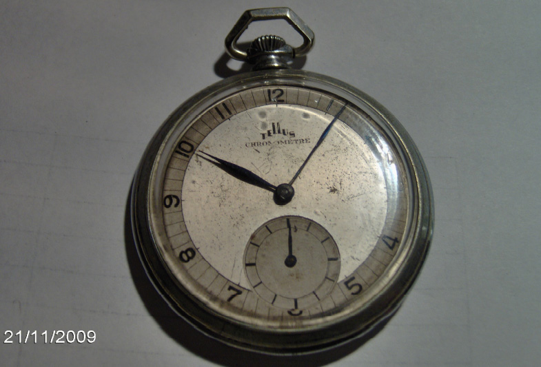 Tellus Chronometre U.D.R. | calibru 592