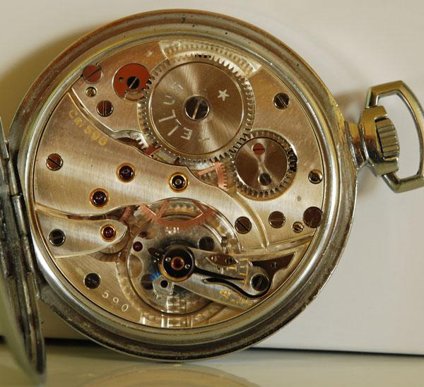 Tellus Chronometre U.D.R. | calibru 590 (foto: colectia adl)