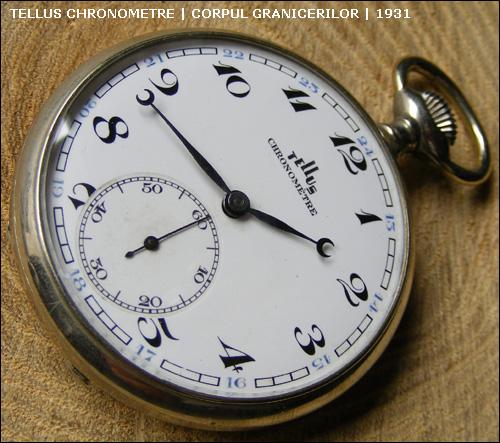 [4] Tellus Chronometer | 1931