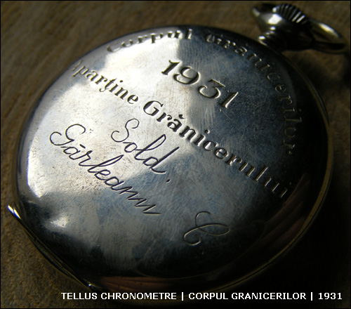 [5] Tellus Chronometer | 1931