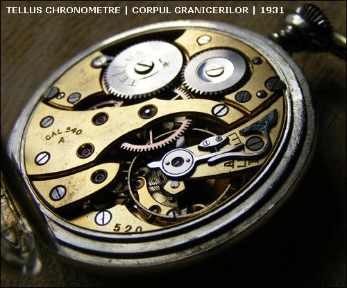 [6] Tellus Chronometer | 1931