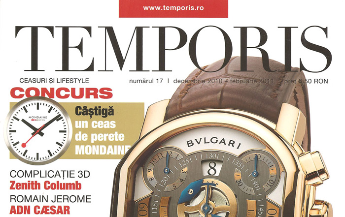 Temporis | decembrie.2010
