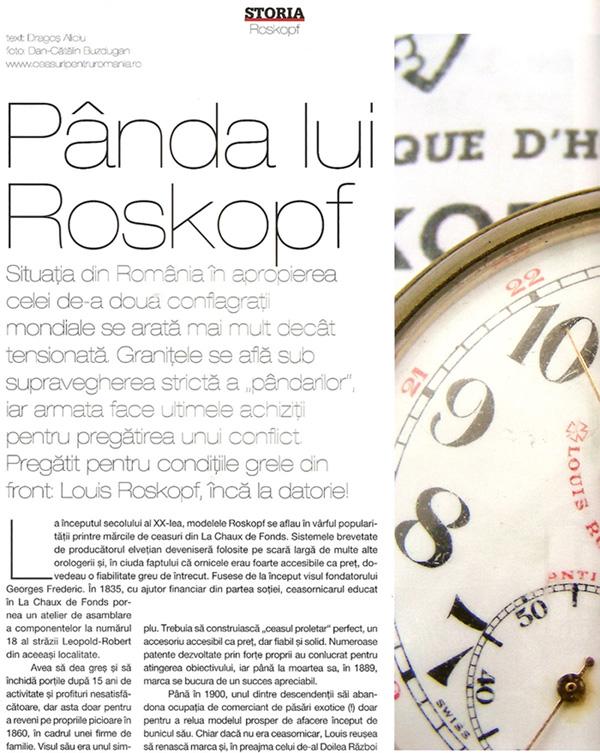 Temporis | Roskopf panda | decembrie.2010