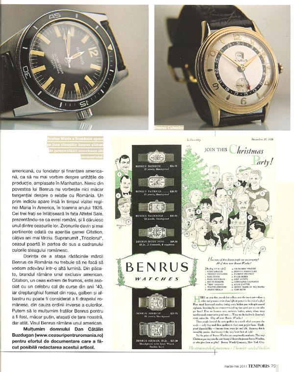 Benrus | Temporis | 4