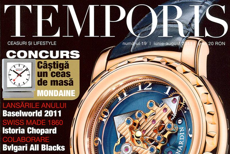 Temporis | STB | June.2011