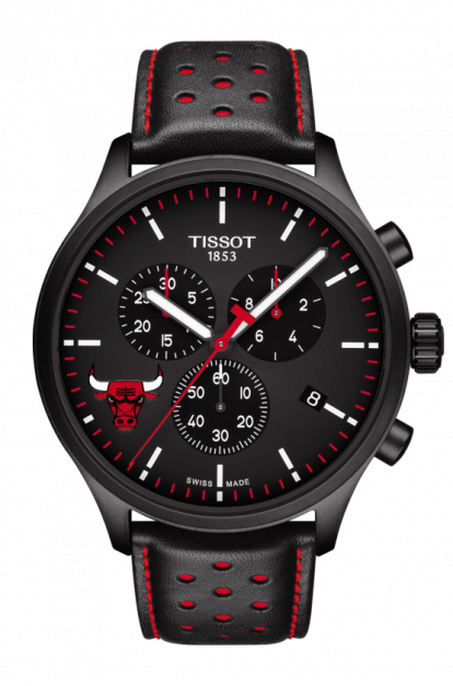 Tissot Chrono XL Chicago Bulls