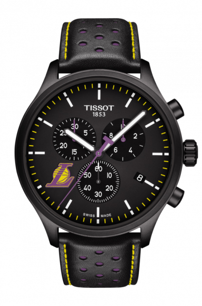 Tissot Chrono XL Los Angeles Lakers