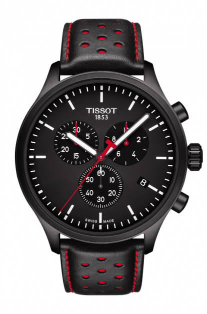 Tissot Chrono XL [Swiss basketball]