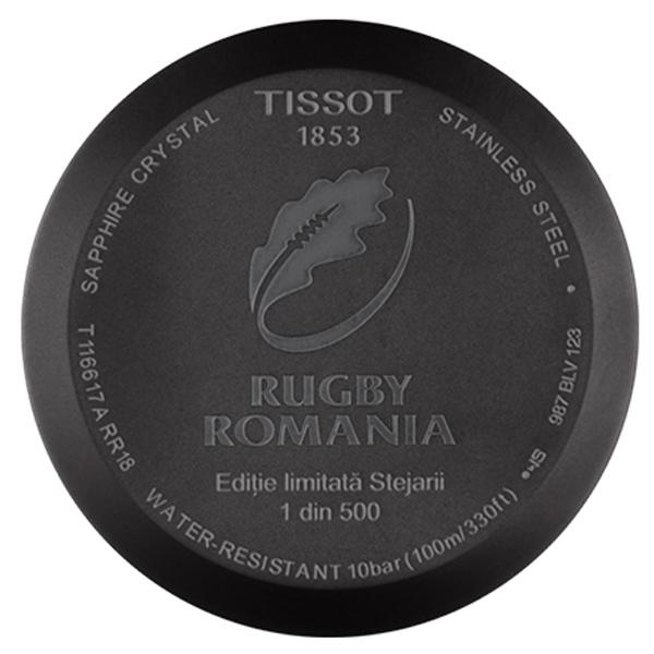 """Tissot """"Stejarii"""" - Rugby Romania 2018"""