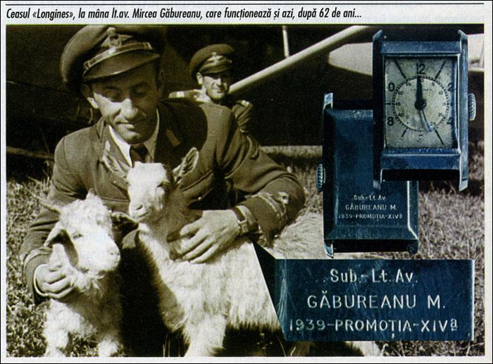 Mircea Gabureanu | ceas 1 - Top Gun