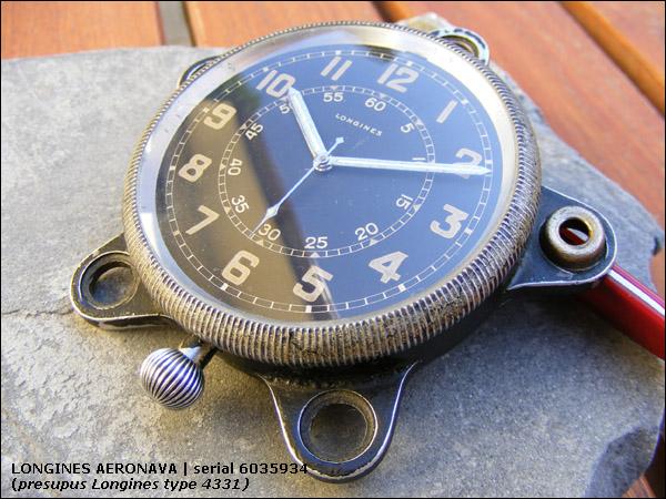 Longines type 4331