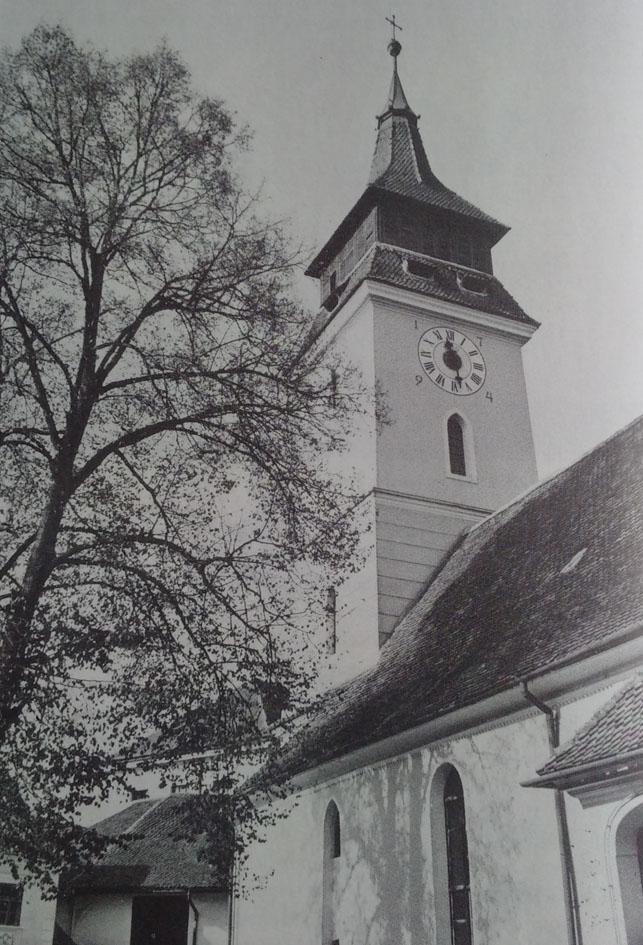 Biserica Fortificata din Vulcan (foto - ref. bibliografie 3)