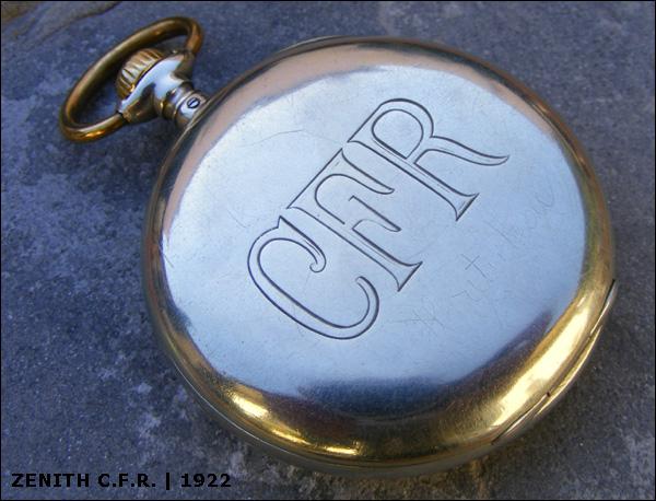 Zenith CFR | 1922