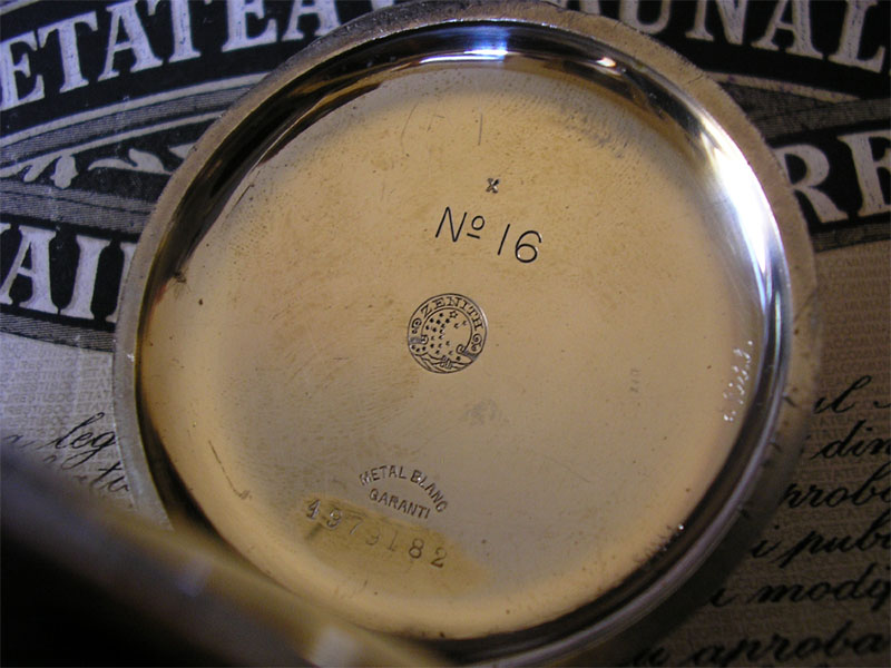 "Zenith S.T.B. | ""No.16"" 